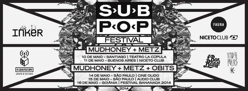 Sub Pop Festival 1