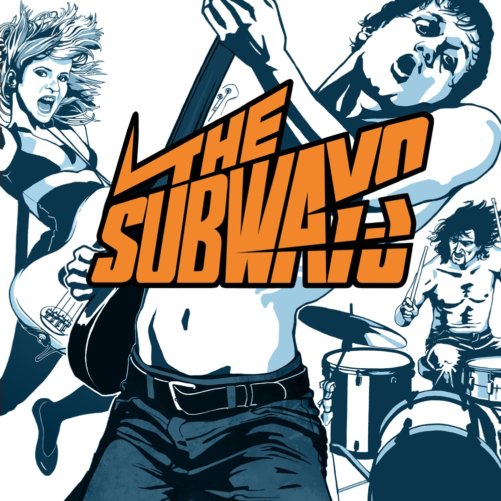 The Subways - The Subways (2015) por Zash Ore