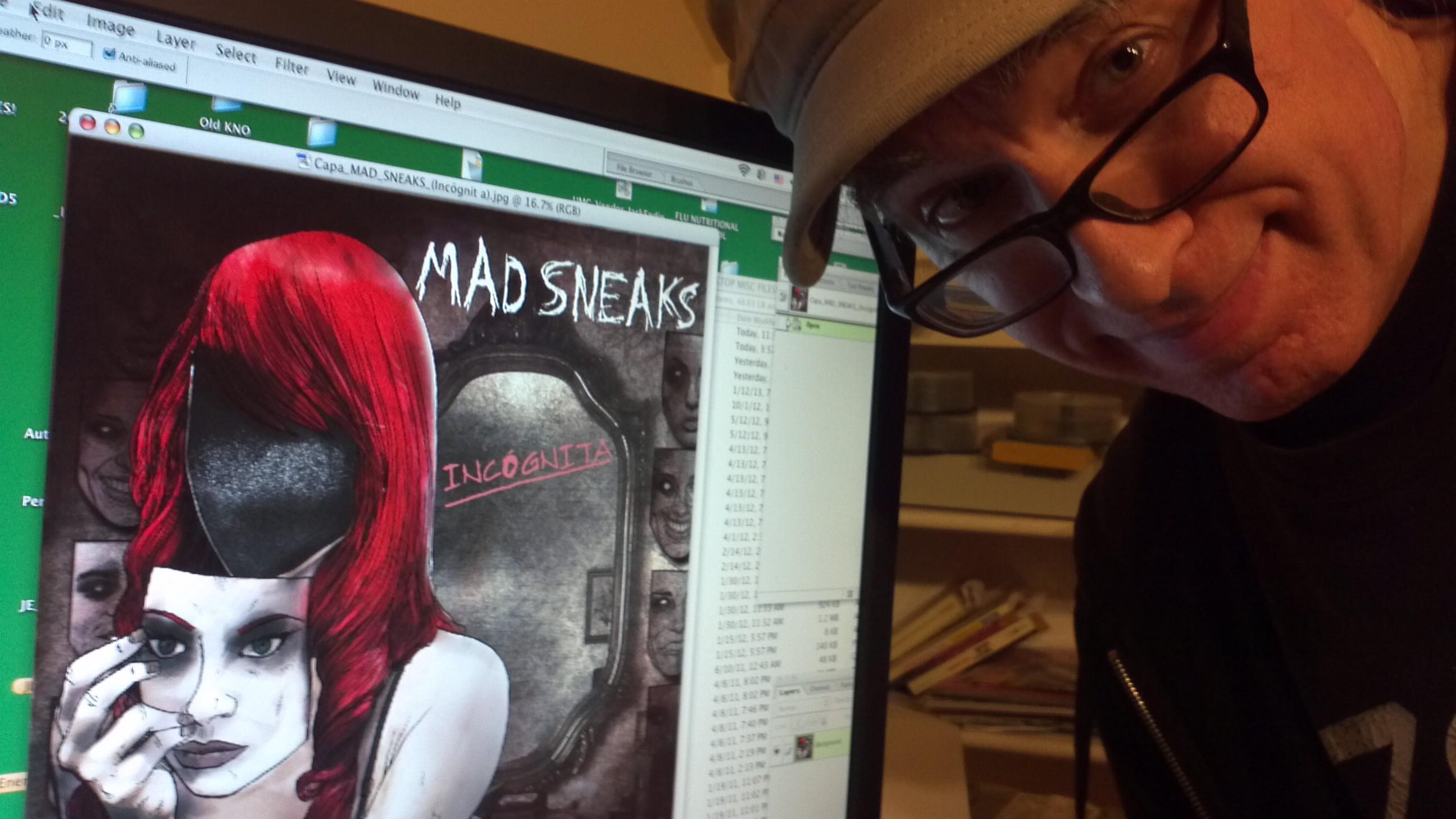 Mad Sneaks - Jack Endino