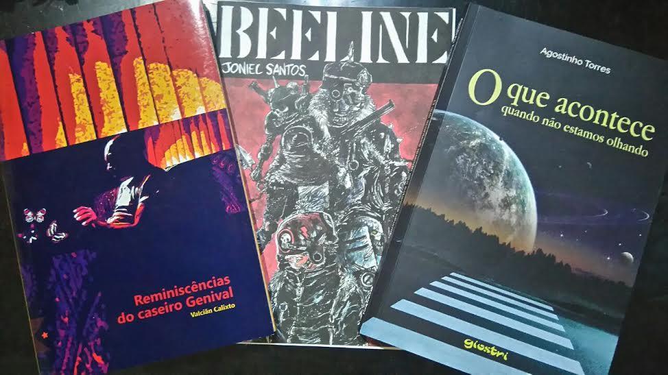 Geração TrisTherezina - Livros publicados