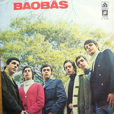 OS BAOBAS (Brasil - Mocambo - 1968)