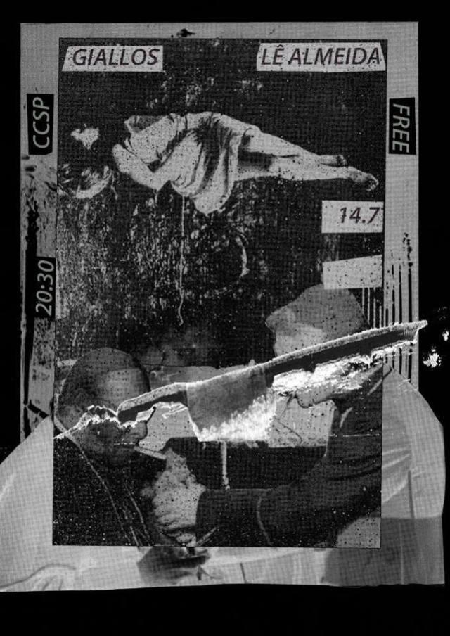 Giallos e l almeida faro duelo de tits no palco do centro giallos e l almeida faro duelo de tits no palco do centro cultural so paulo hits perdidos fandeluxe Image collections