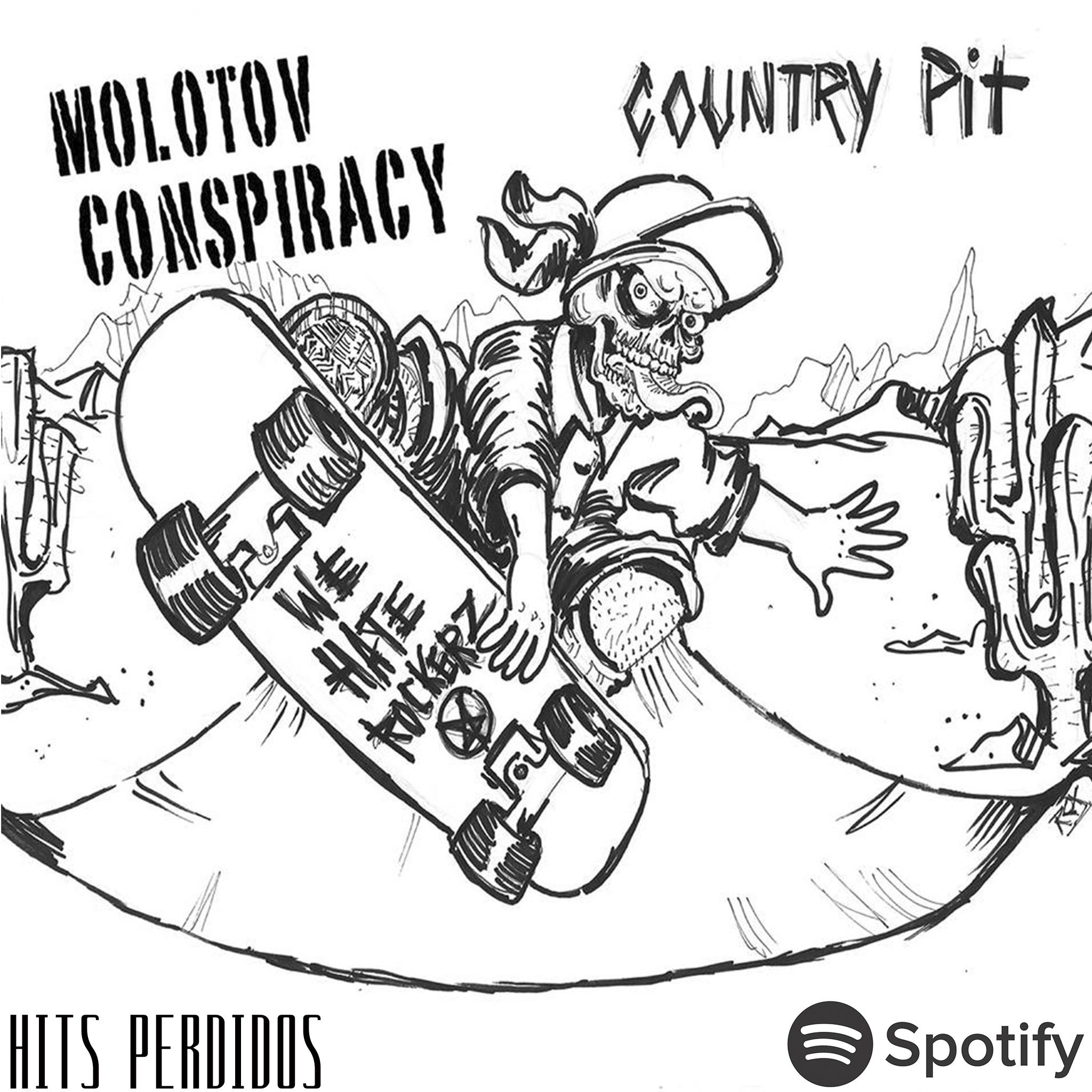 Playlist Molotov Conspiracy