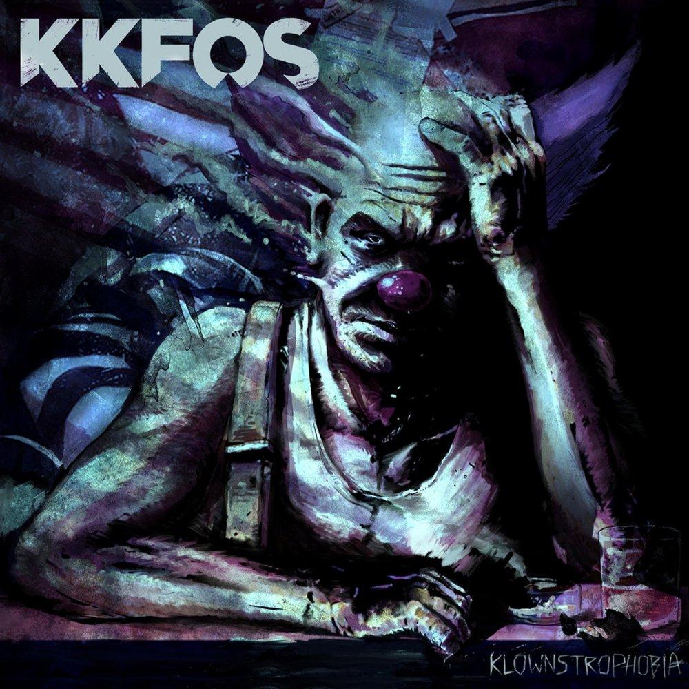 d9c431ccfee56 Lançamento  KKFOS extermina palhaços e fantasmas em seu ótimo álbum ...