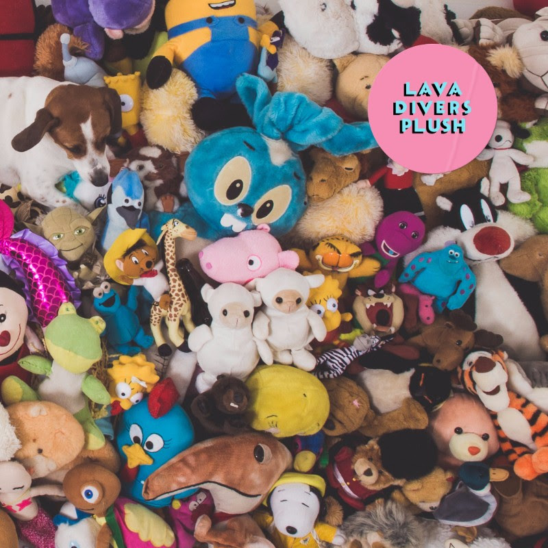 LAVA DIVERS - PLUSH