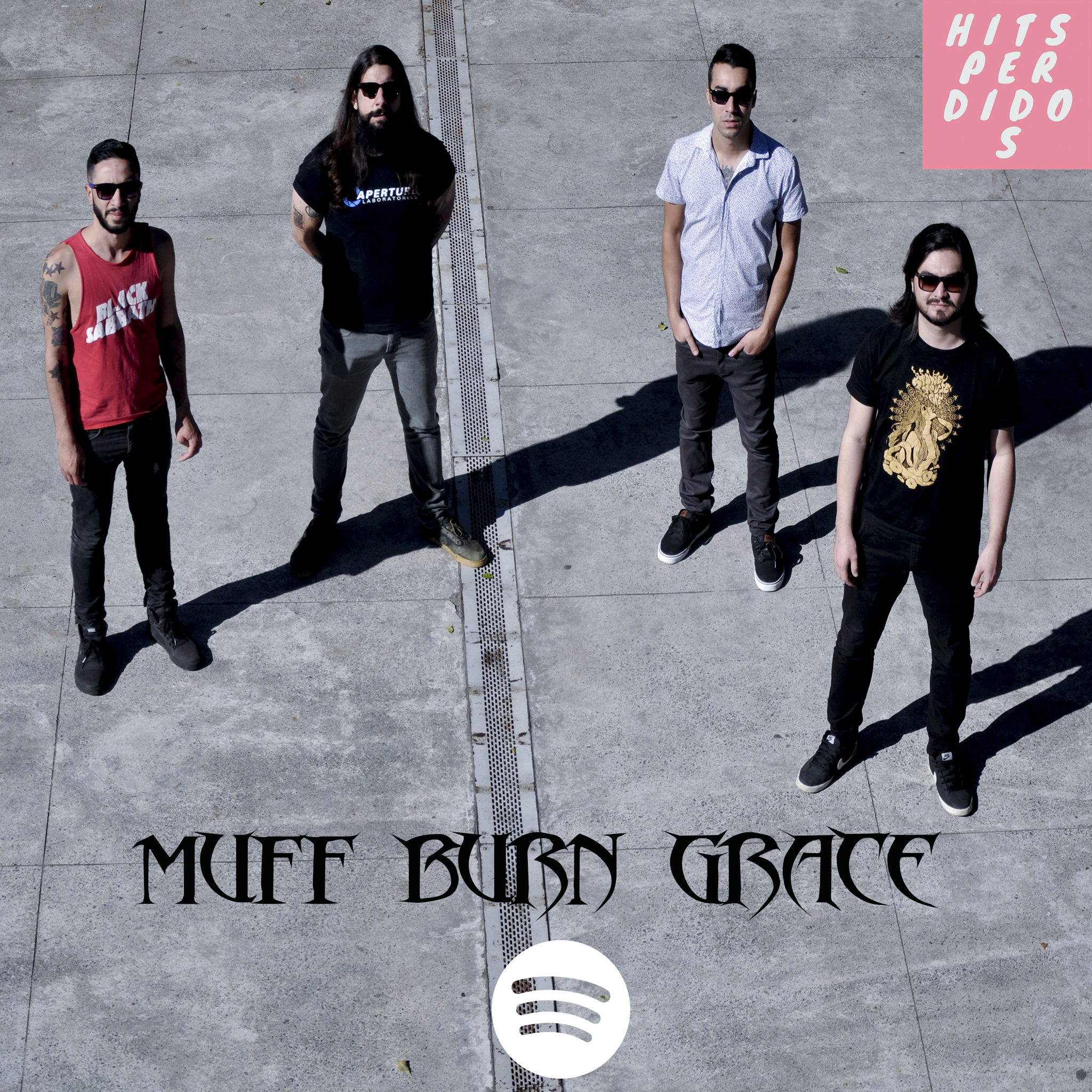 Playlist Muff Burn Grace