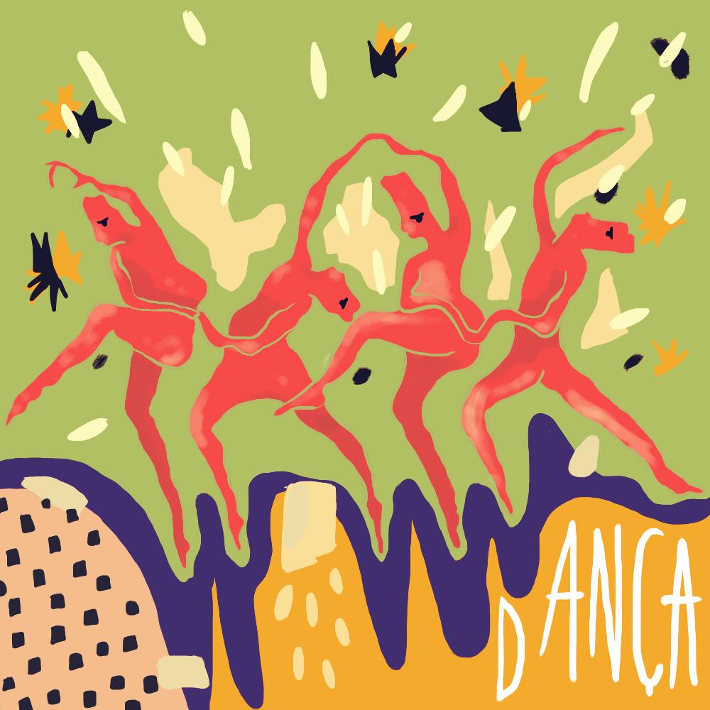 capa - dança