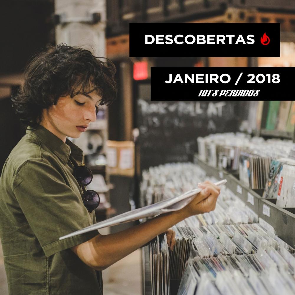 Playlist Descobertas Janeiro