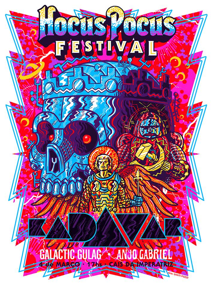 Kadavar Hocus Pocus Fest