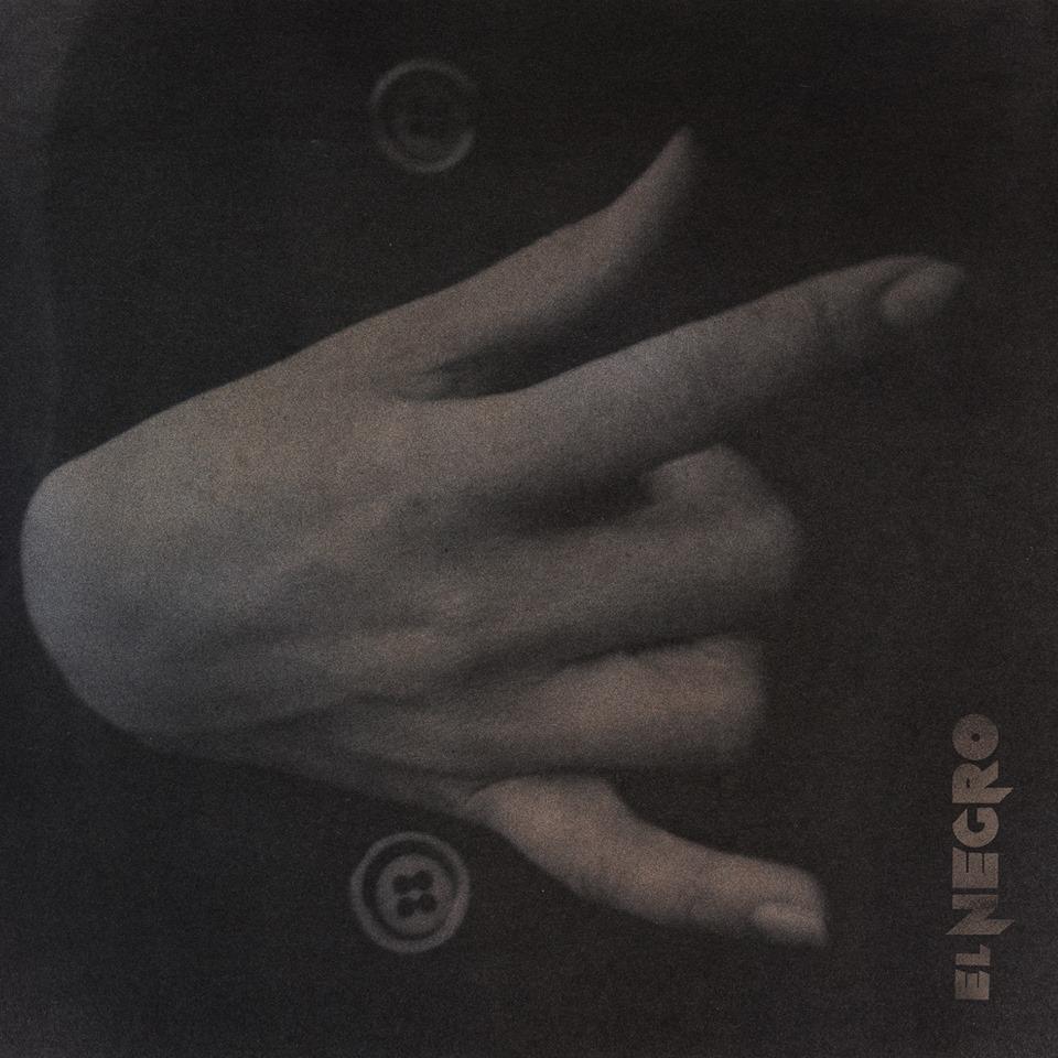 El Negro - capa Tudo Vai Mudar por Leo Lage