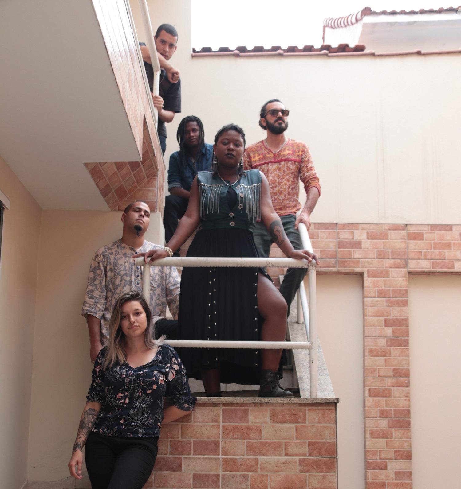 Banda Gente - Divulgação 1