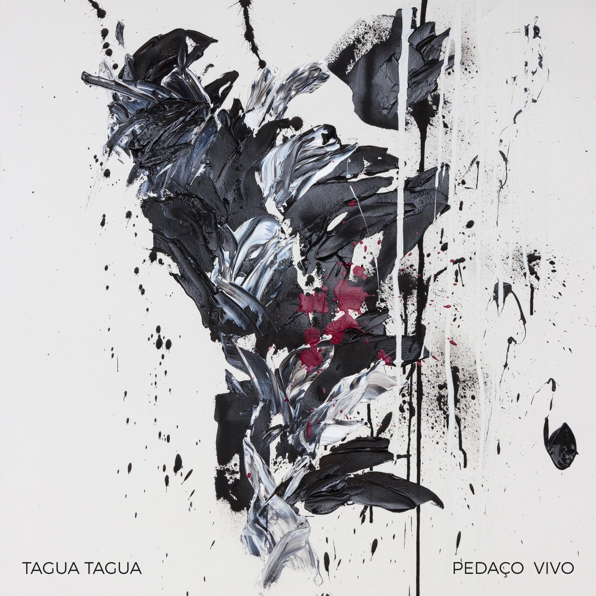 Tagua Tagua - EP Pedaço Vivo Capa