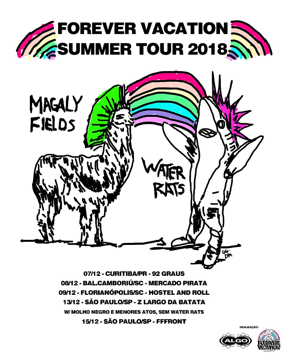 Forever Vacation Summer Tour