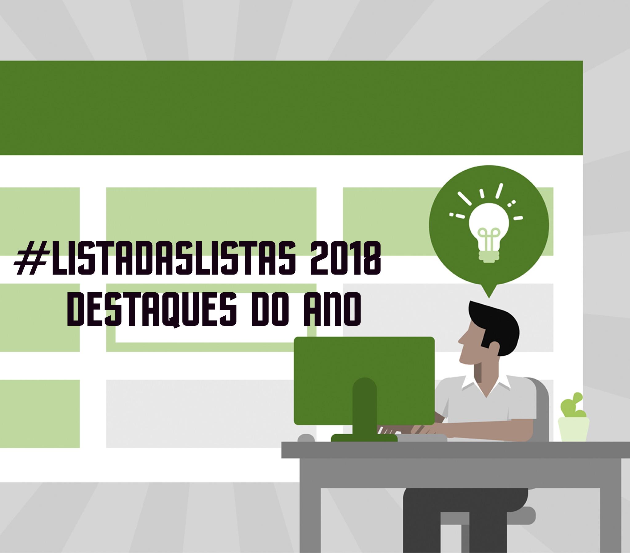 Lista Das Listas 2018