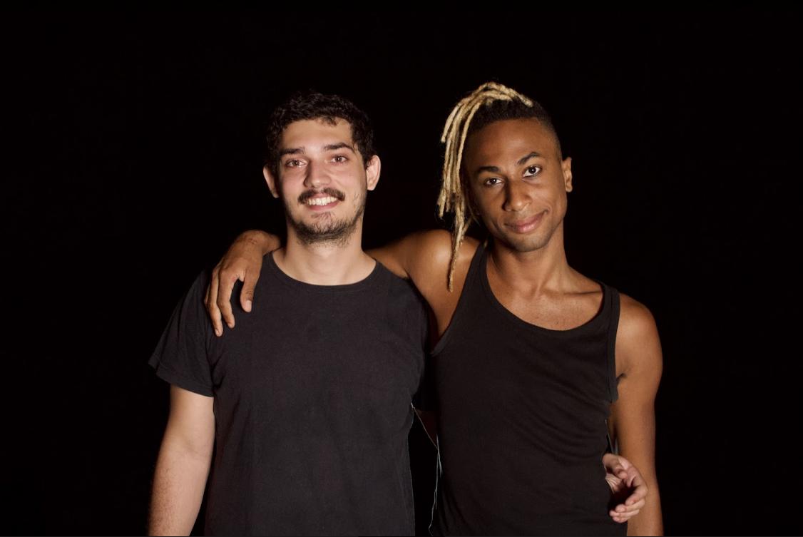 João Capdeville e Caio Prado por Fernando Neumayer